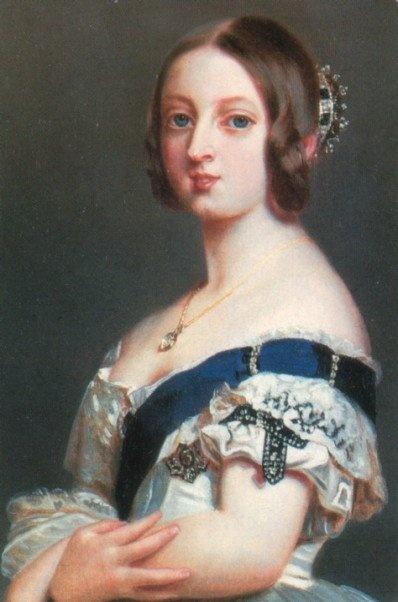 Reina Victoria 7.c1840